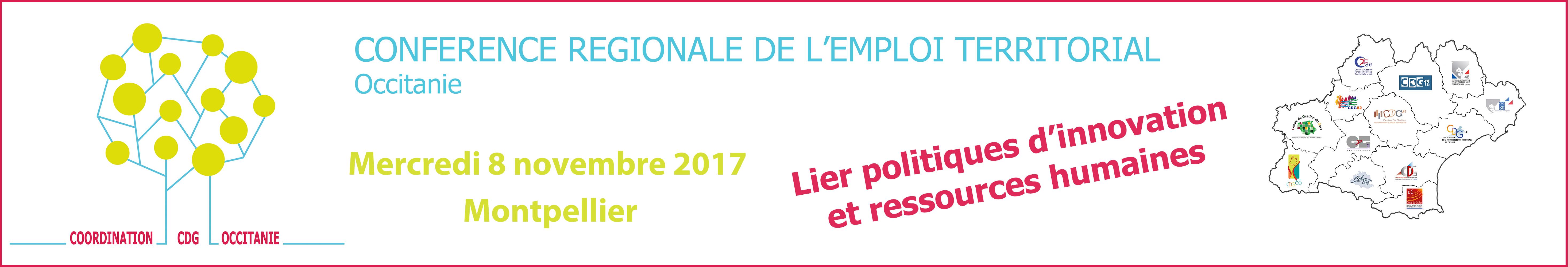 13495a0cf44 Conférence Régionale de l Emploi Territorial en Occitanie   à vos agendas !  Les Centres de Gestion de ...